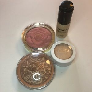 Face Bundle with Blush, Bronzer, & Highlighter